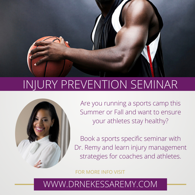 Injury Prevention Programs for Athletes