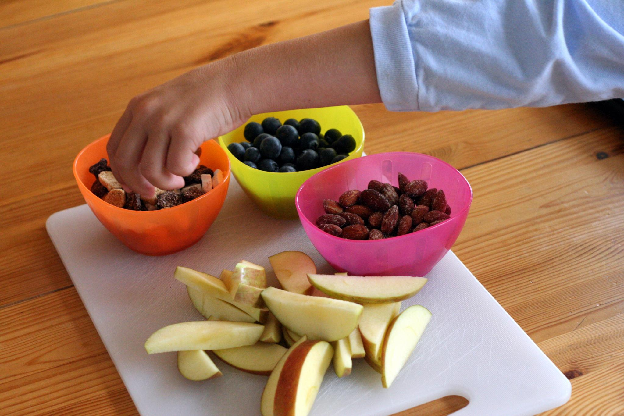 4 Quick & Easy Snacks for Kids