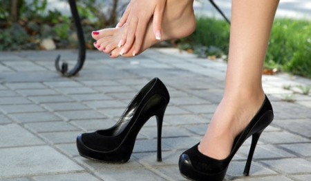 Dr Nekessa Remy » Blog Archive » What wearing high heels really ...