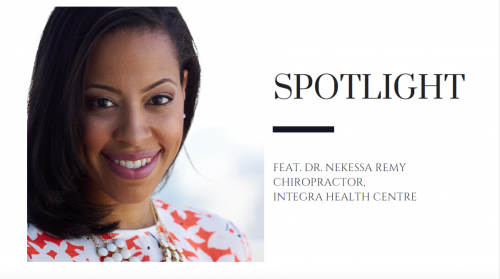 Dr. Remy selected for Spotlight by Elevate: Young Entrepreneurs & Business Professionals