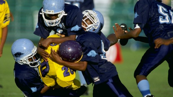 Fear of Concussions: Should I let my child play contact sports